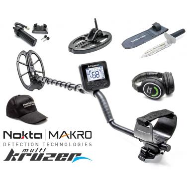 Металлоискатель Makro Multi-KRUZER + подарки